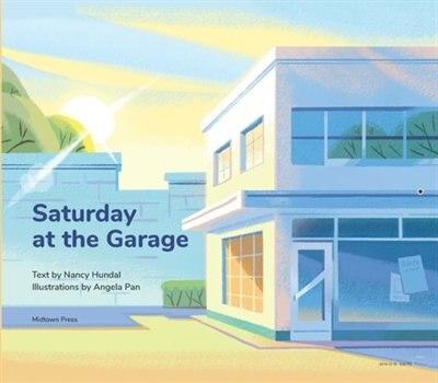 Saturday at the Garage by Nancy Hundal