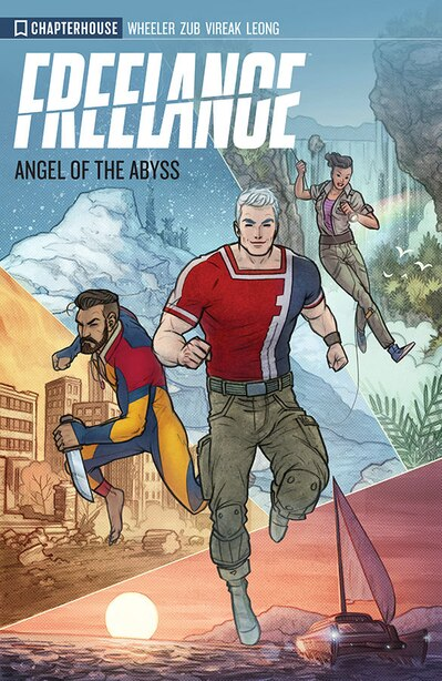 Freelance Volume 01: Angel Of The Abyss by Jim Zub