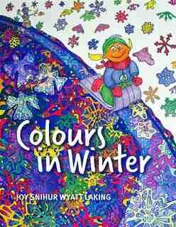Colours in Winter by Joy Laking