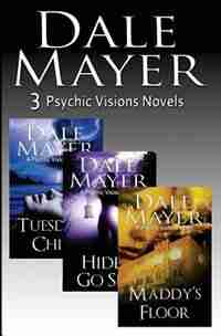 Psychic Visions: Books 1-3 by Dale Mayer