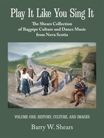 Play it Like You Sing It - Volume 1: History, Culture and Images