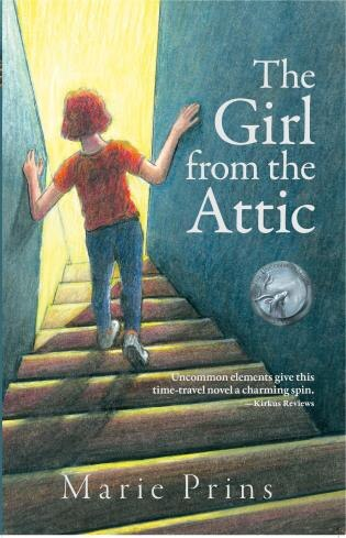 The Girl From The Attic by Marie Prins
