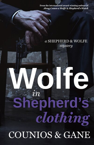 Wolfe in Shepherd's Clothing by Angie Counios