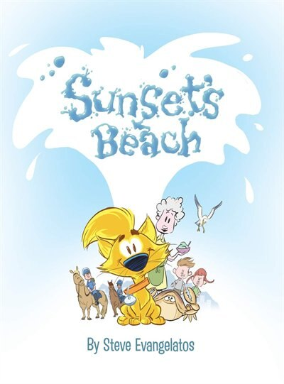 Sunset's Beach by Steve Evangelatos