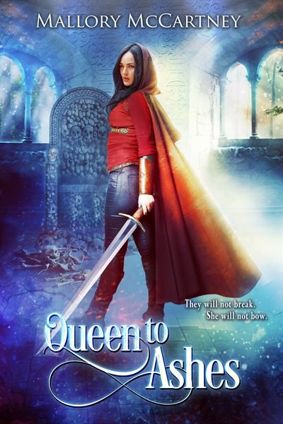 Queen To Ashes: Black Dawn Series 2 by Mallory McCartney