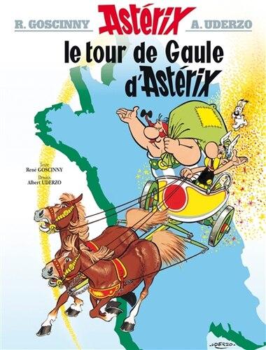 Astérix 05 Tour De Gaule by René Goscinny