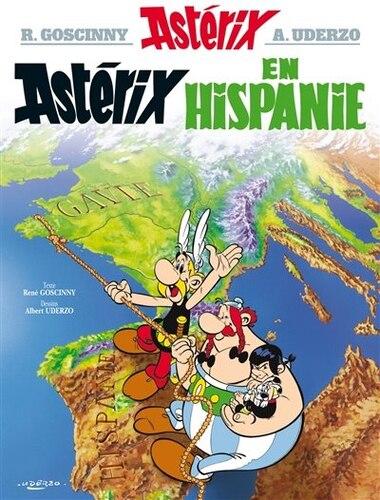 Astérix 14 En Hispanie by René Goscinny