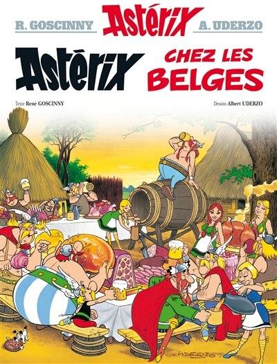 Astérix 24 Chez Belges by René Goscinny