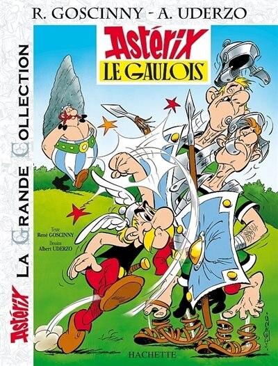 Astérix Le Gaulois (Grande Collection) by René Goscinny