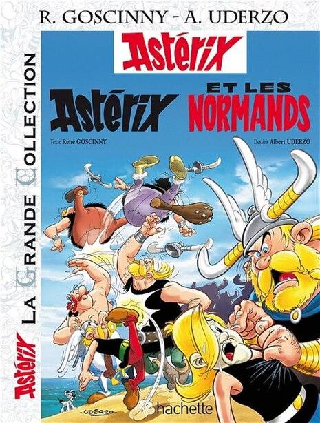 ASTERIX CHEZ LES NORMANDS by Goscinny