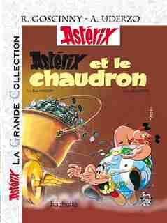 Asterix 13 et le chaudron grande collection by René Goscinny