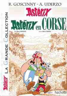 ASTÉRIX EN CORSE by Uderzo