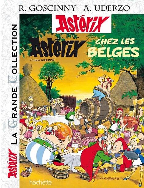 ASTÉRIX CHEZ LES BELGES by Goscinny