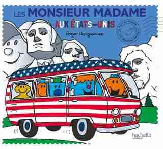 LES MONSIEUR MADAME AUX ÉTATS-UNIS by Roger Hargreaves