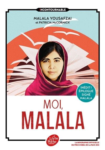 Moi Malala by Malala Yousafzai