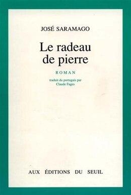 Book RADEAU DE PIERRE by José Saramago