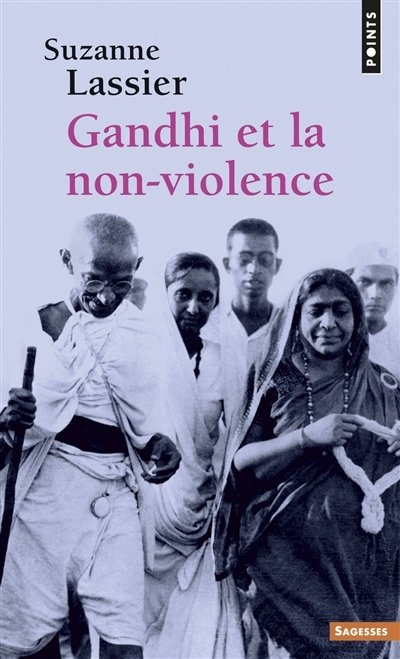 gandhi non violence Non-violence doesn't just mean not doing violence it's also a way of taking positive action to resist gandhi did not think that non-violence was a tool for those who were too scared to take up arms (an.