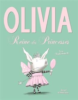 Book Olivia, reine des princesses by Ian Falconer