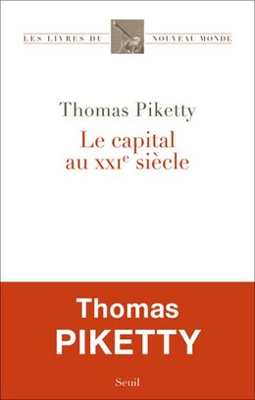 Book Capital au XXIe siècle (Le) by Thomas Piketty