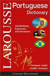 Book Larousse Concise Portuguese-English/English-Portuguese Dictionary by Larousse
