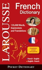 Larousse Pocket French-English/English-French Dictionary