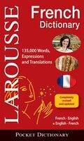 Book Larousse Pocket French-English/English-French Dictionary by Larousse