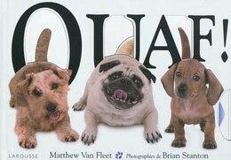 Book Ouaf by Matthew Van Fleet