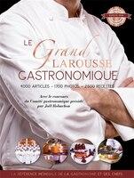 Grand Larousse Gastronomique Ed 2017