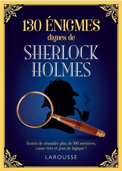 Les Enigmes De Sherlock Holmes by Gareth Moore