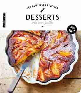 Desserts très très faciles by COLLECTIF