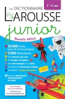 LAROUSSE JUNIOR 7-11 ANS EXPORT