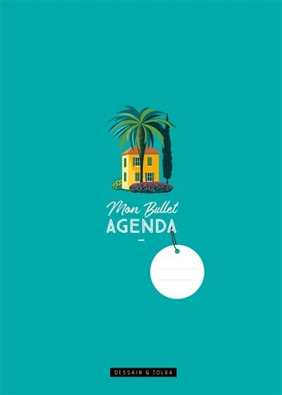 Mon bullet agenda -450 stickers by COLLECTIF