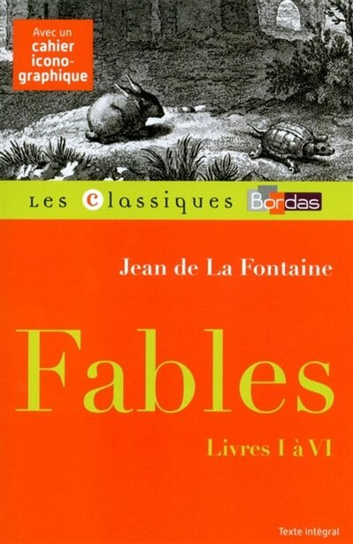 FABLES -LIVRES I A VI #37 -NE by LAFONTAINE