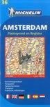 Michelin Amsterdam Map 36 by Michelin