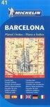 Michelin Barcelona  Map 41 by Michelin