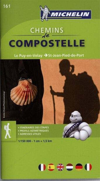 Chemin de Compostelle, Le Puy-en-Velay, St-Jean-Pied-de-Port 161 by COLLECTIF