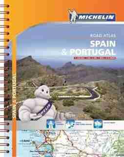 Michelin Spain & Portugal Road Atlas by Michelin Michelin