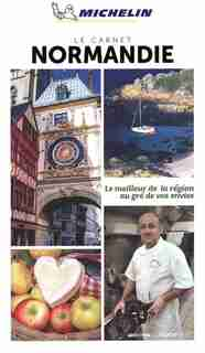 Le Carnet : Normandie by COLLECTIF