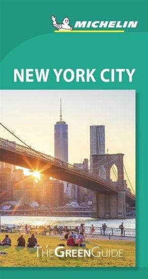 Michelin Green Guide New York City, 24e by Michelin