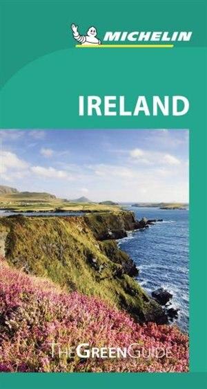 Michelin Green Guide Ireland, 12e by Michelin
