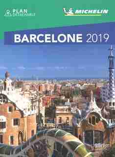 Barcelone 2019 - Guide vert Week-end by COLLECTIF