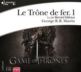 Book Trône de fer t 1 MP3 by George R R Martin