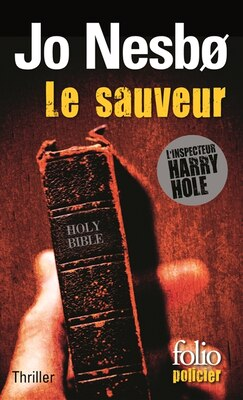 Book Le sauveur by Jo Nesbo