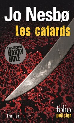 Book Les cafards by Jo Nesbo