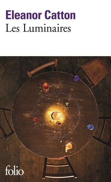 Les luminaires by Eléonore Catton
