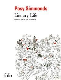 Literary life Scènes de la vie littéraire