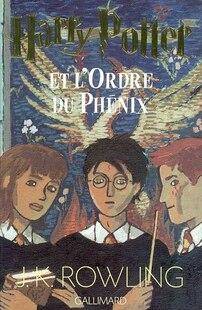 Harry Potter et Ordre Du Phénix T5