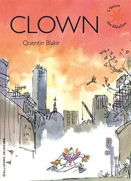 Book Clown by Quentin Blake