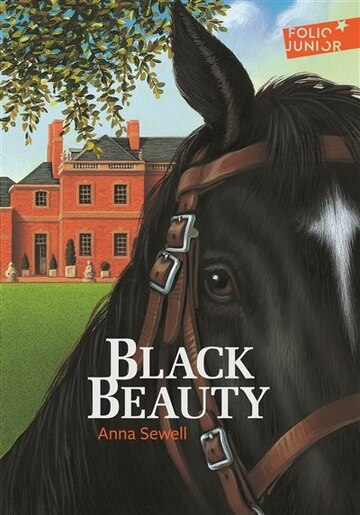 Black beauty: Folio Jr 572 by Anna Sewell