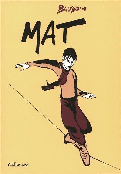 Mat by Edmond Baudoin